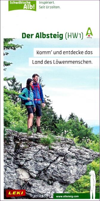 Der Albsteig (HW!) - Flyer