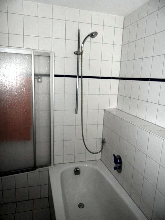 Badezimmer Ferienwohnung Bolbergblick