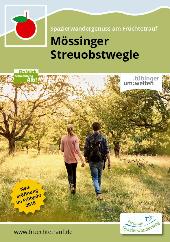 Premiumspazierweg Mössinger Streuobstwegle