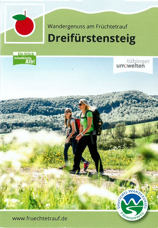 Flyer Dreifürstensteig