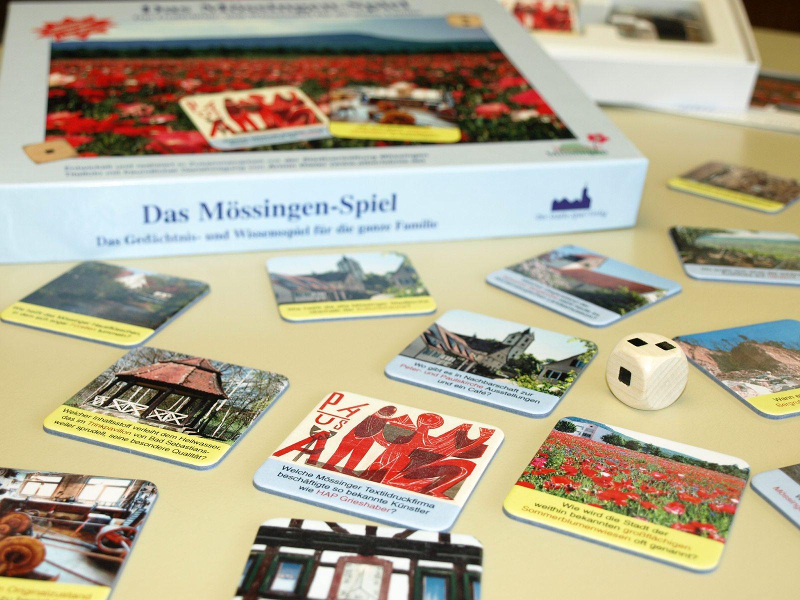 Das Mössingen-Spiel