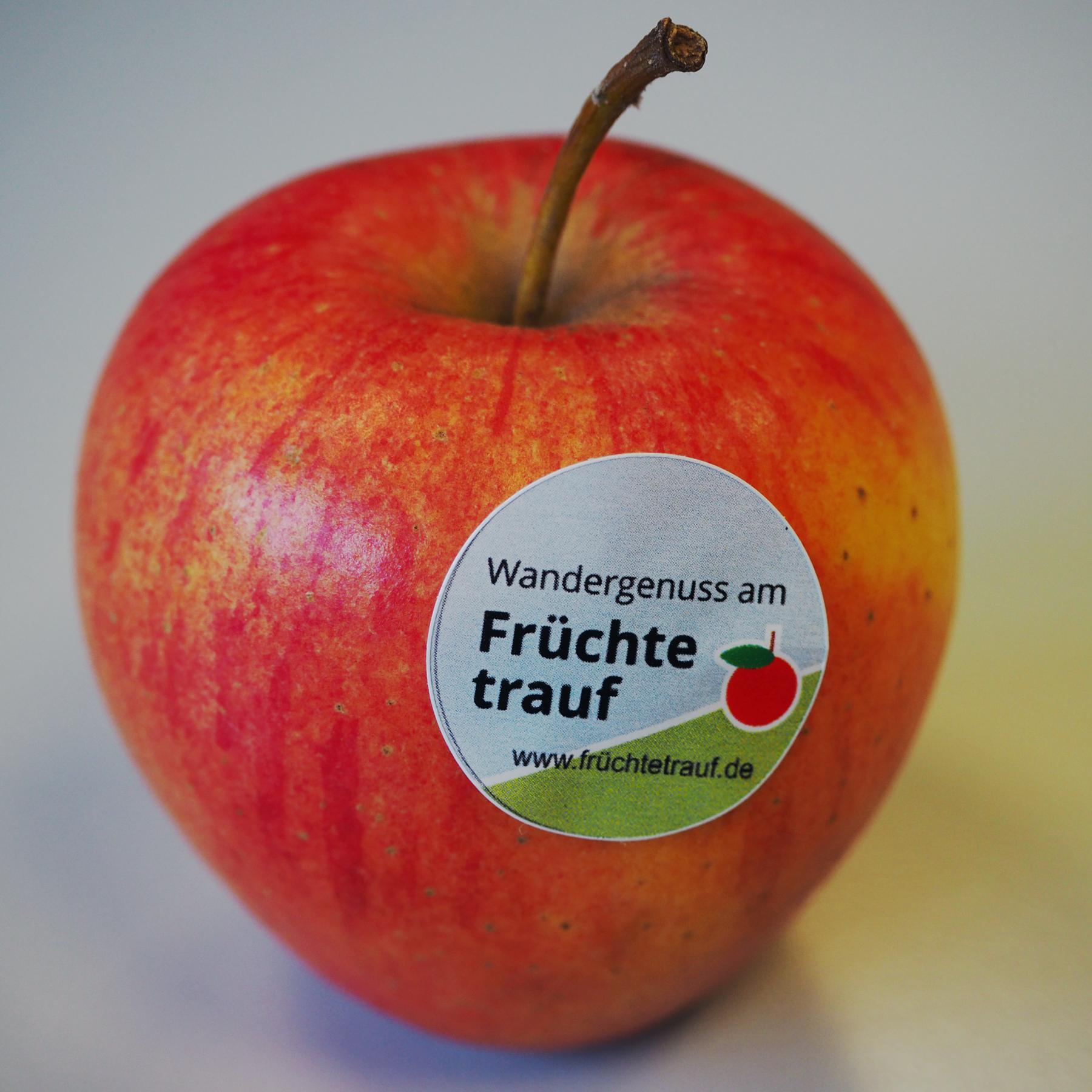 Früchtetrauf-Apfel