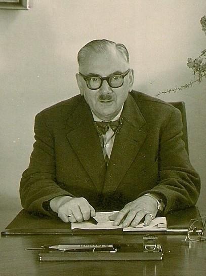 Ehrenbürger Otto Merz