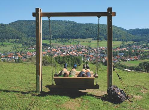 Himmelsschaukel Unter Andeck (Armin Dieter)