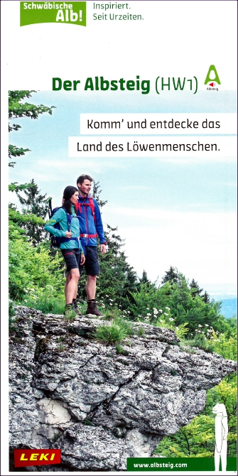 Der Albsteig (HW!) - Flyer