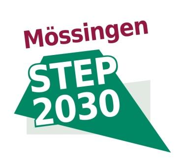Logo Stadtentwicklungsprozess STEP 2030