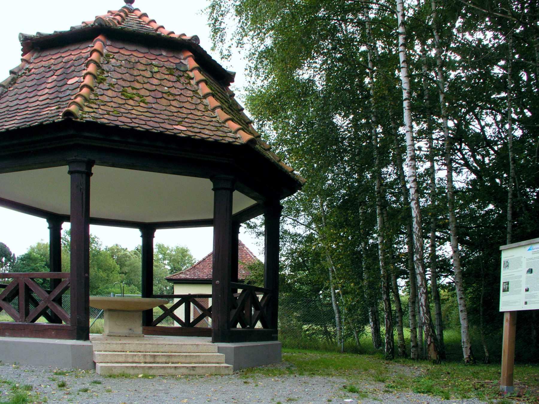 Trinkpavillon Bad Sebastiansweiler