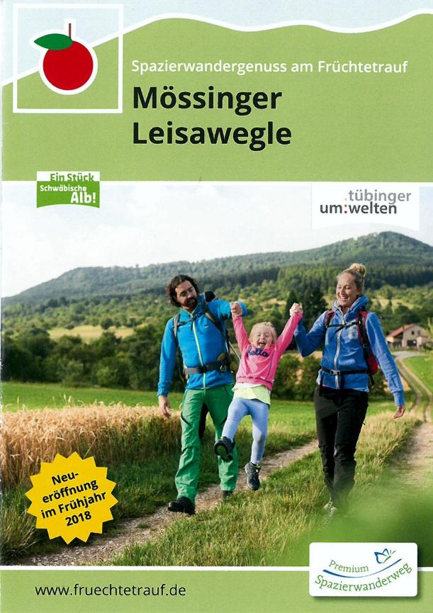 Flyer Mössinger Leisawegle