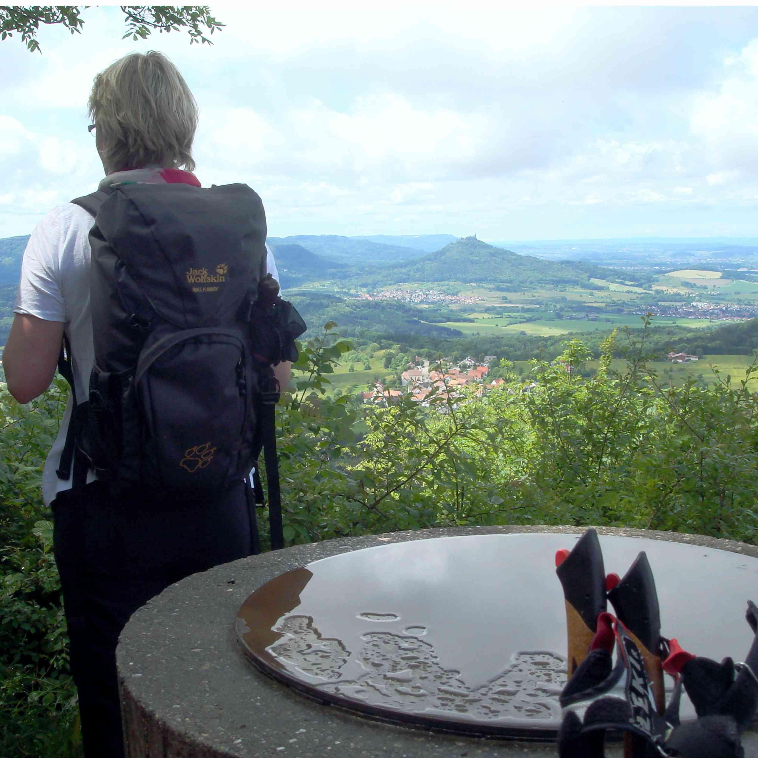 Aussichtspunkt Dreifürstenstein