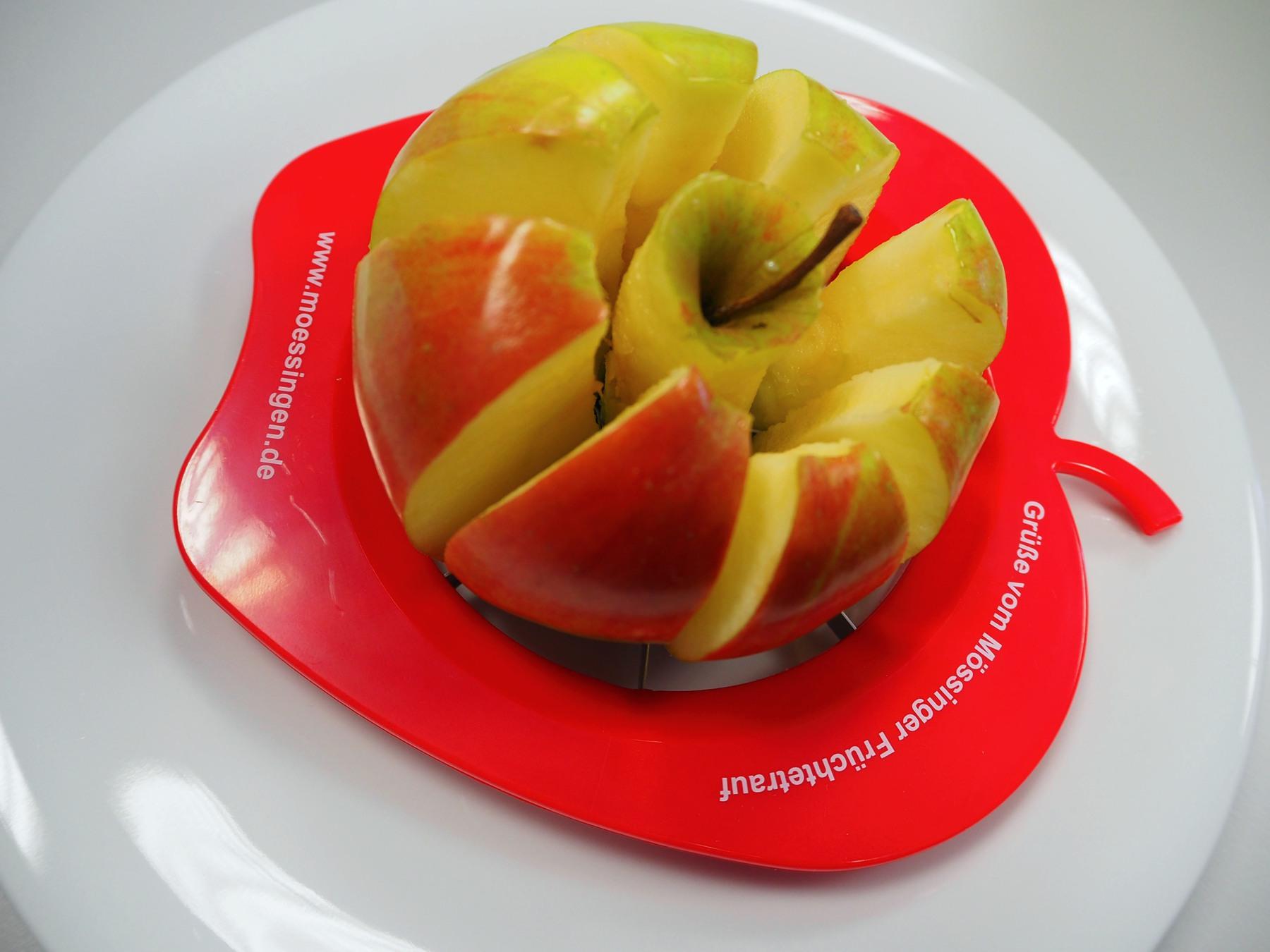 Mössinger Apfelteiler