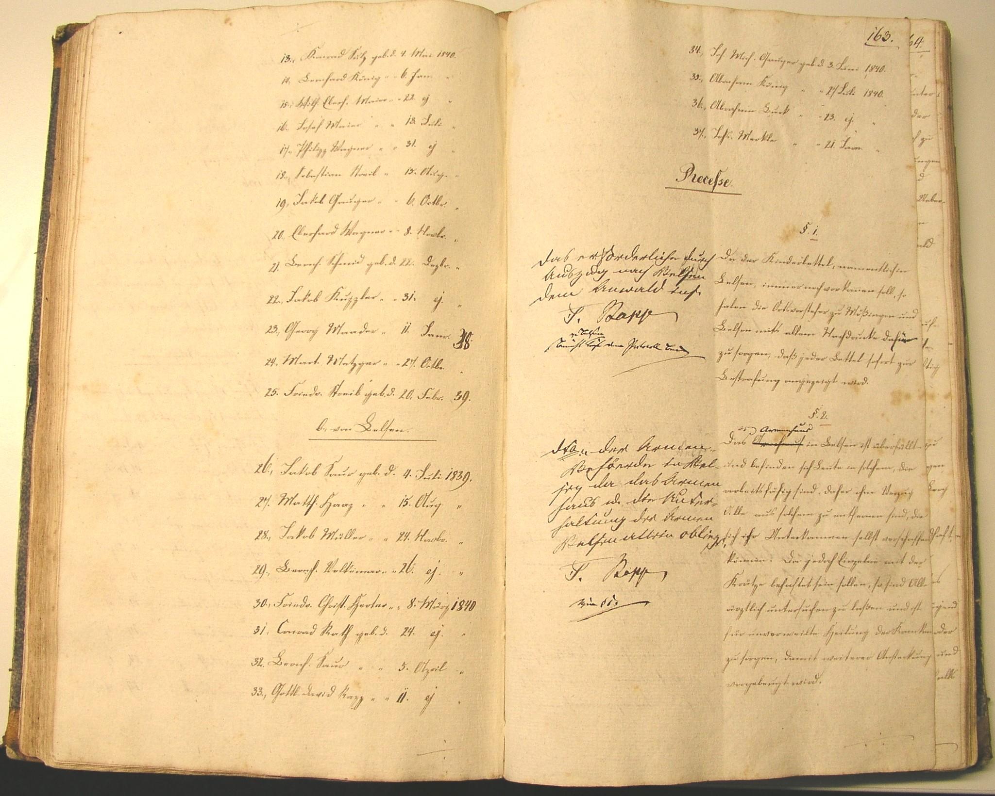 Mössinger Ruggerichtsrezessbuch