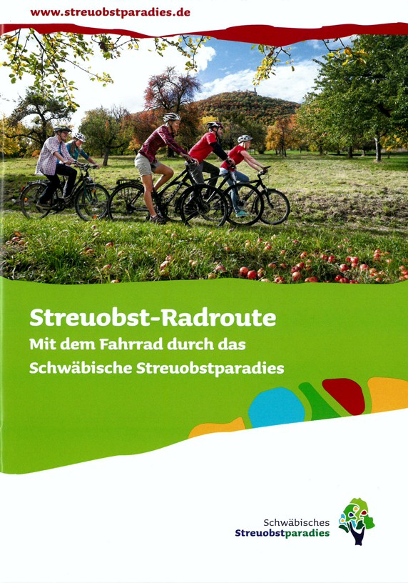 Streuobst-Radroute