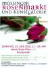 Mössinger Rosenmarkt und Kunstgalerie