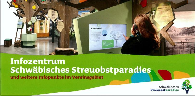 Infozentrum Schwäbisches Streuobstparadies