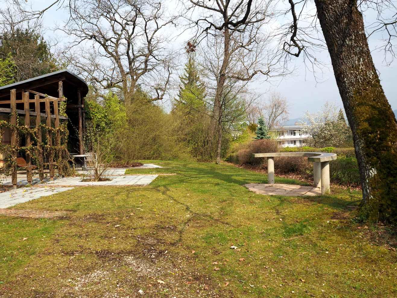 Kurpark von Bad Sebastiansweiler