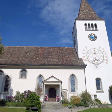 Maerstetten Kirche