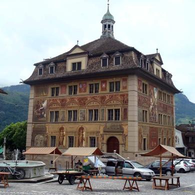 Schwyz Rathaus