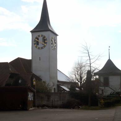 Rüggisberg Kirche
