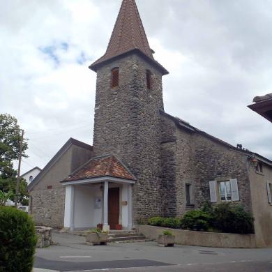 Allaman Kirche