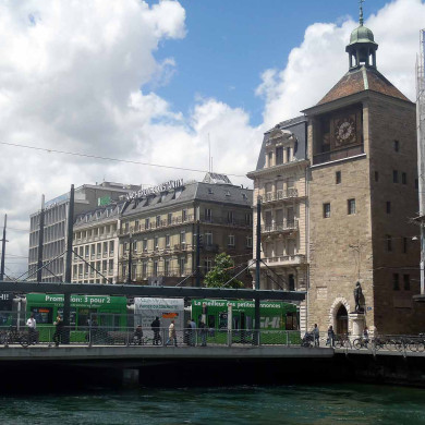 Genf Molardturm