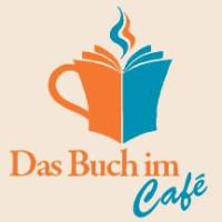 """Logo """"Das Buch im Cafe"""""""