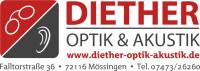 Logo DIETHER Optik & Akustik