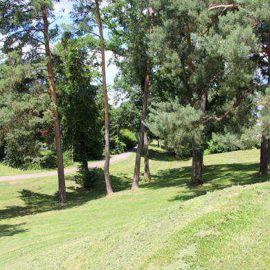 """Park """"Hasendeich"""" in Bästenhardt"""