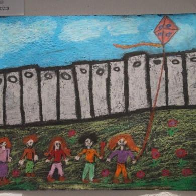 Siegerbild des internationalen Malwettbewerbes aus Palästina