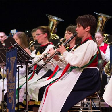 Klarinetten Musikverein