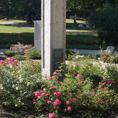 Das Urnengemeinschaftsgrabfeld auf dem Mössinger Friedhof