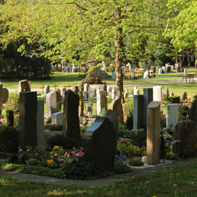 Friedhof Mössingen