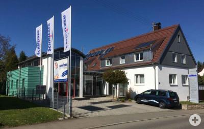 Firma Schnitzer Firmengebäude