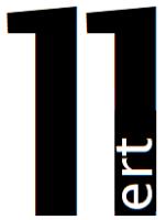 Logo 11ert UG (haftungsbeschränkt)