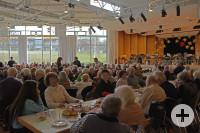 Seniorenadvent in der Aula im Quenstedt-Gymnasium