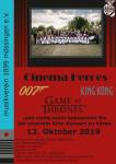 Plakat Cinema Heroes