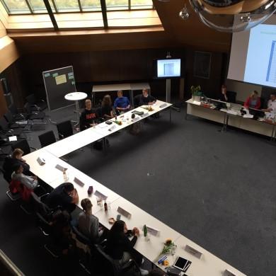 Bild der fünften Sitzung