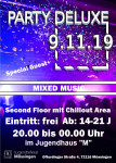 Party Deluxe am 9.11.2019