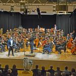 Konzert in der Aula des Quenstedt-Gymnasiums