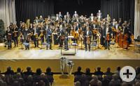 Württembergische Philharmonie Reutlingen beim Neujahrskonzert 2019