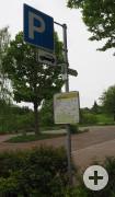 Wanderparkplatz Aiblestraße