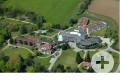 Bad Sebastiansweiler aus der Luft