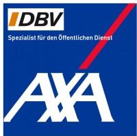 AXA DBV Logo