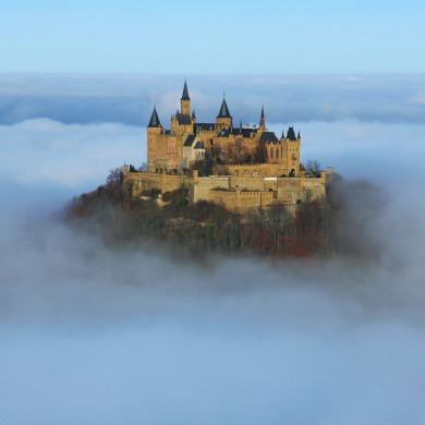 In der Nähe: Burg Hohenzollern