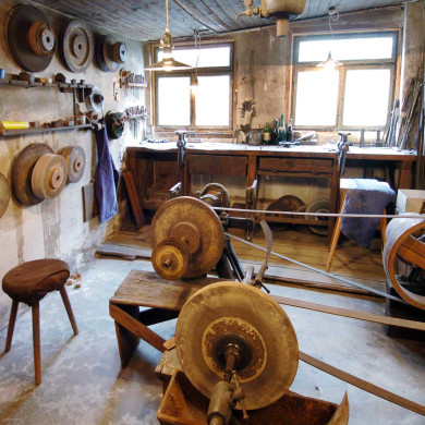 Historische Messerschmiede Mössingen