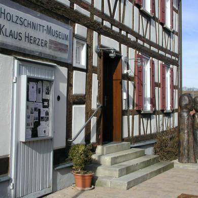 Holzschnitt-Museum Klaus Herzer