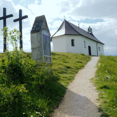 In der Nähe: Salmendinger Kapelle