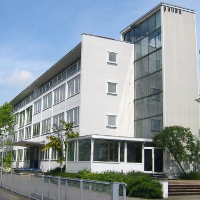 Pausa-Verwaltungsgebäude