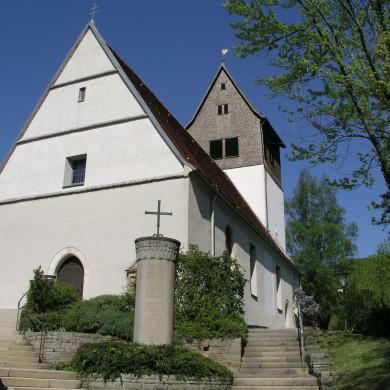 Bergkirche Talheim