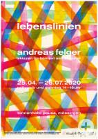 Bild Andreas Felger - Lebenslinien