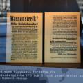Flugblatt der württembergischen KPD vom 30. Januar 1933.